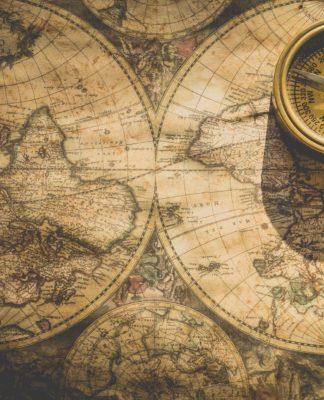 mappa in tasca