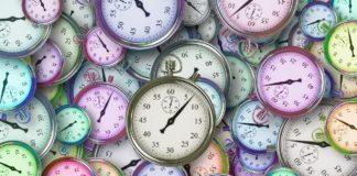 il senso perduto del tempo