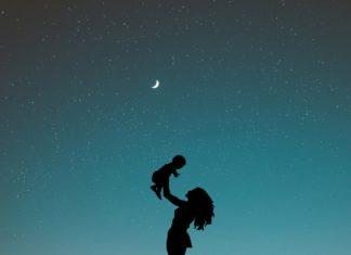 donna - bambino - la decisione di amore è più forte dell'odio