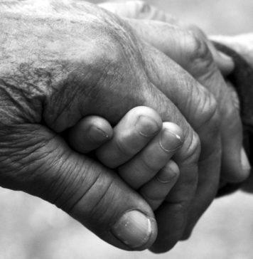 Dolce nonna quanto amore mi hai donato